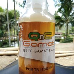 17759 new thumb  botol jelly gamat qnc di jamin asli kemasan terbaru