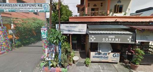 Lowongan Kerja Restoran Makassar - Indah Pratiwi di ...