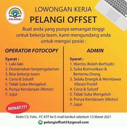 Download Lowongan Kerja Yogya Bandung 2021 Pictures