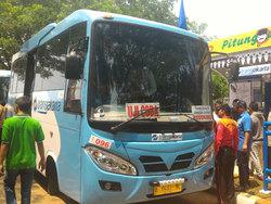 1150 small warga rusun senang dengan layanan feeder transjakarta