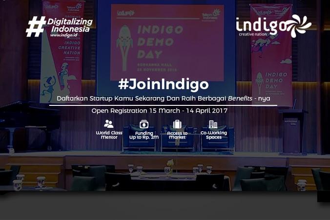 11533 medium indigo indonesia