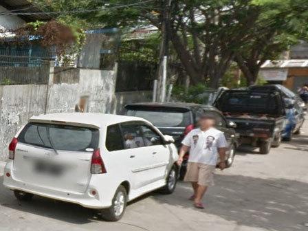 1176 medium jalan pademangan v marak parkir liar