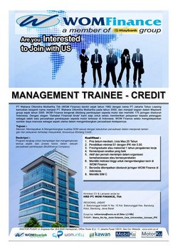 12220 small management trainee