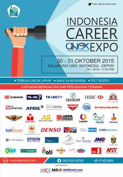 13174 small indonesia career expo