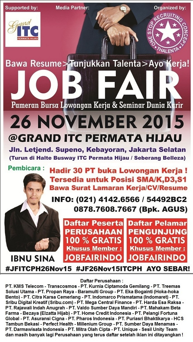 13192 medium job fair thalenta expo