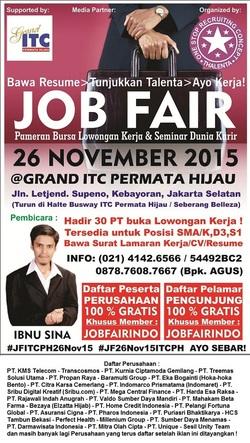 13192 small job fair thalenta expo