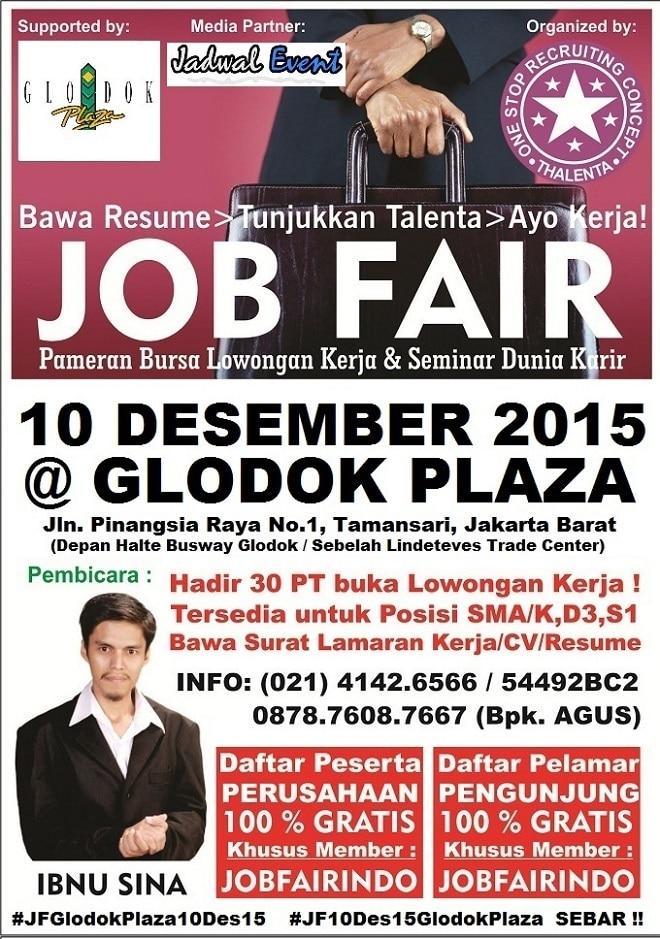 13203 medium job fair thalenta expo  glodok plaza 10 des15