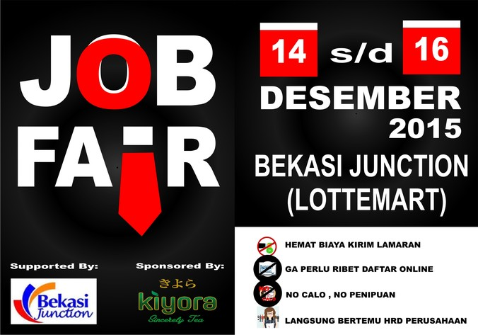 13206 medium bekasi career day