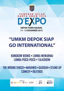 13209 small dexpo depok town square december 2015