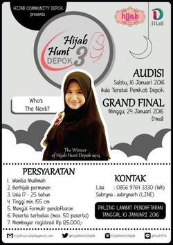 13210 small hijab hunt depok 3