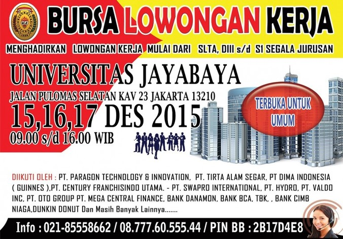 13211 medium job fair universitas jayabaya %e2%80%93 jakarta
