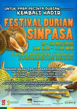 13214 small festival durian sinpasa bekasi