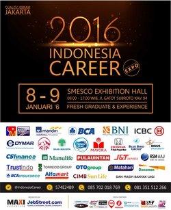 13222 small job fair indonesia career expo januari 2016