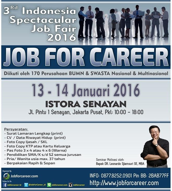 13226 medium the 3rd indonesia spectacular job fair januari 2016
