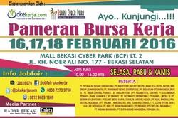 13267 small jobfair akbar bekasi  mall bcp