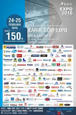 13279 small karir.com expo februari 2016