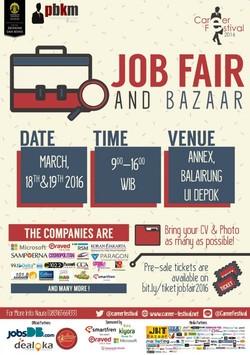 13306 small job fair   bazaar career festival 2016