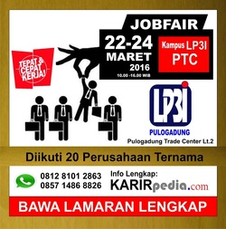 13310 small jobfair lp3i pulogadung %28pulogadung trade center%29