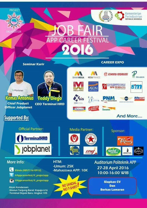 13341 medium job fair app career festival 2016