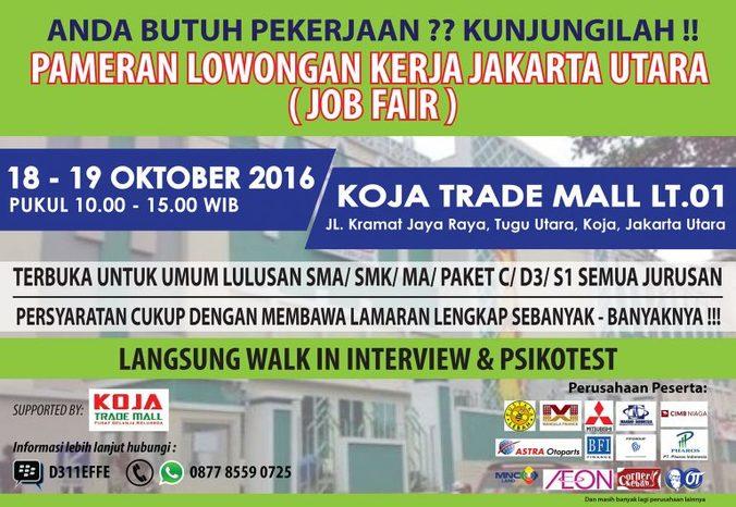 13543 medium %28info karir%29 job fair koja   jakarta utara
