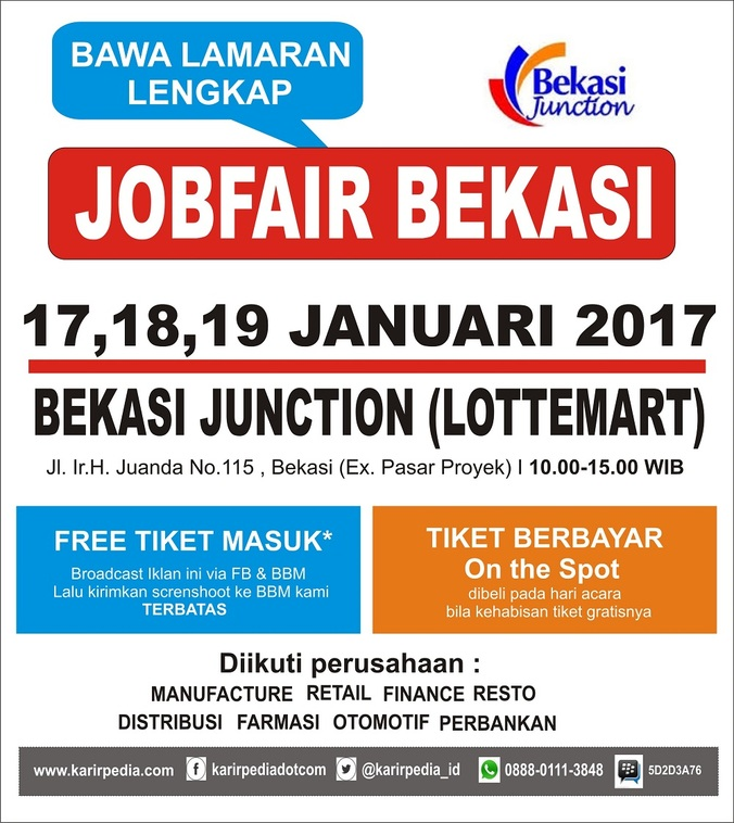 13656 medium %28info karir%29 jobfair mall bekasi junction   januari 2017