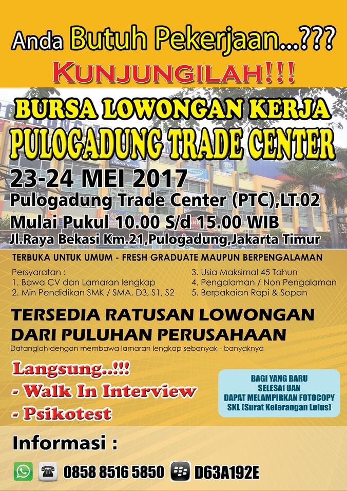 Info Loker Jakarta Timur
