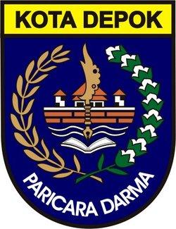 16355 small logo pemkot depok