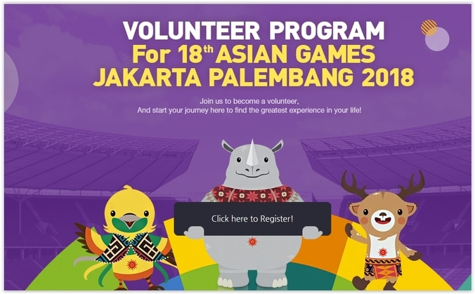 16681 medium %28Open Recruitment%29 Ayo Daftar Jadi Sukarelawan di Asian Games 2018 - Asian Games 2018 Recruitment