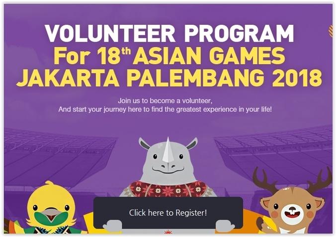 16973 medium bisa berbahasa inggris yuk daftar jadi relawan untuk asian games 2018