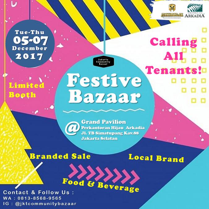 17973 medium %28peluang usaha%29 buka stand di festive bazaar