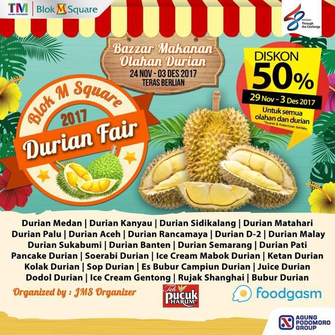 18677 medium durian fair %e2%80%93 bazaar durian   makanan olahan durian