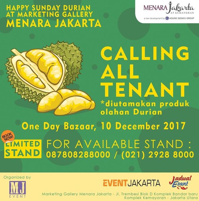 18848 medium %28peluang usaha%29 buka stand di bazaar happy sunday durian