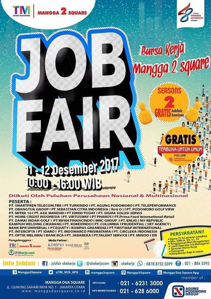 18918 medium job fair mangga 2 square %e2%80%93 desember 2017