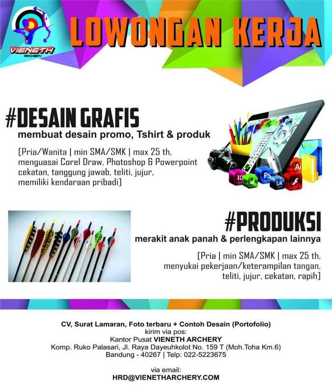 Lowongan Kerja Desain Grafis Dan Produksi 𝙈𝙊𝙃𝘼𝙈𝙈𝘼𝘿