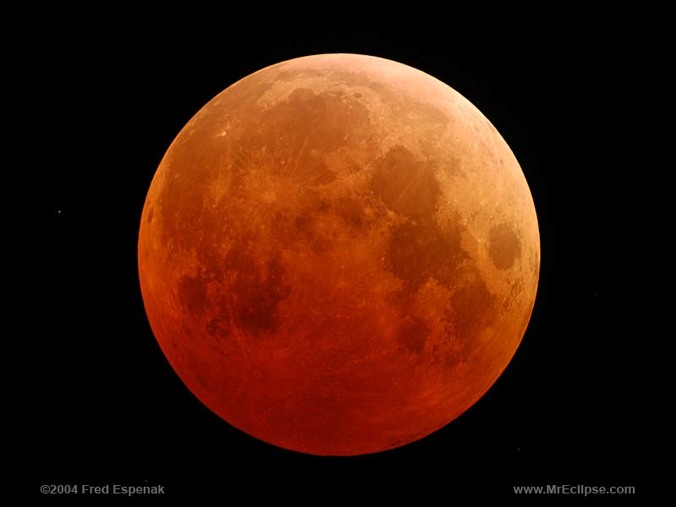 20164 medium total lunar eclipse