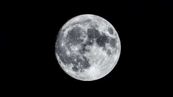 21004 medium fenomena gerhana bulan total yang langka nan indah  waspadai rob