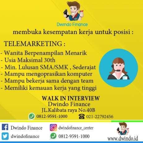 21014 medium walk in interview lowongan telemarketing %28butuh cepet%29