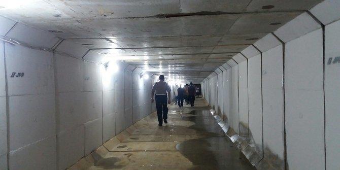 21387 medium bekasi rampungkan terowongan penangkal banjir