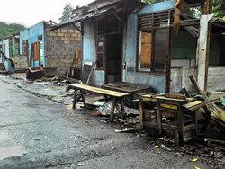 2219 small bangunan liar di bantaran kali baru akan dibongkar