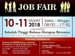 22450 small job fair stb harapan bangsa