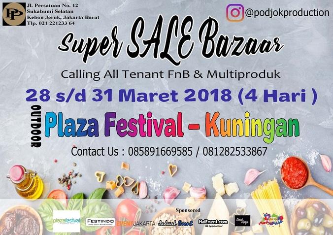 22514 medium %28peluang usaha%29 buka stand di super sale bazaar plaza festival %e2%80%93 jakarta