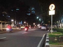 2258 small jalan kebon sirih kembali marak parkir liar