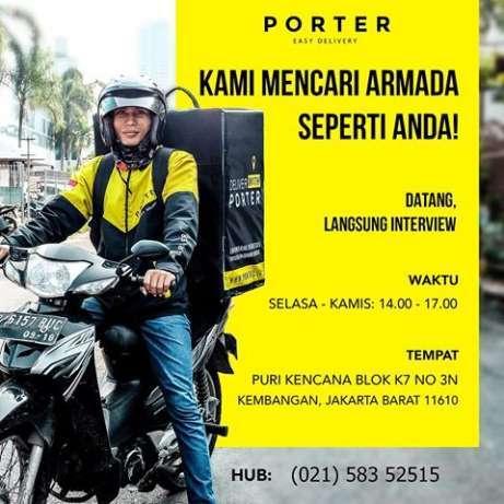 22657 medium lowongan kurir pt. porter