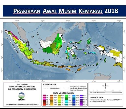 22824 medium bmkg indonesia segera masuki musim kemarau