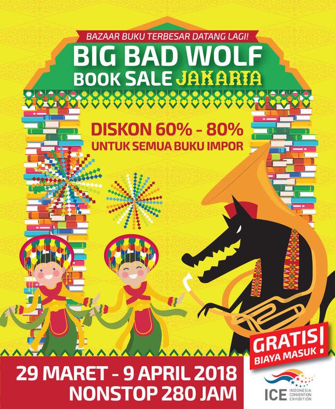 23201 medium bazaar buku impor big bad wolf kembali hadir di indonesia