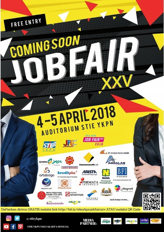 23232 medium stie ykpn job fair xxv %e2%80%93 april 2018