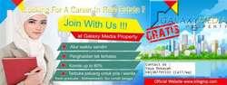23309 small dibutuhkan segera marketing executive property