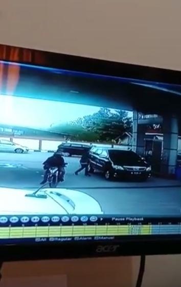 23506 medium maling incar pengendara mobil  waspada saat isi bensin di spbu