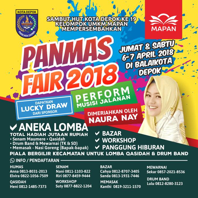 23513 medium panmas fair 2018   pancoran mas fair mapan depok