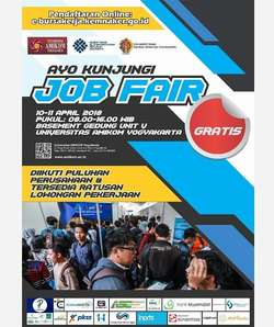 23576 small job fair amikom yogyakarta %e2%80%93 april 2018